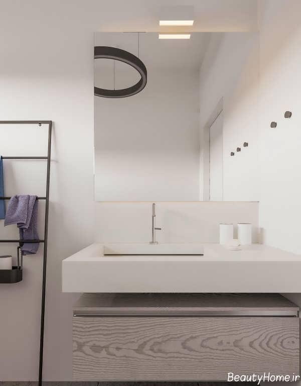 دیزاین داخلی سرویس بهداشتی