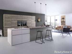 مدل کابینت آشپزخانه مدرن و زیبا