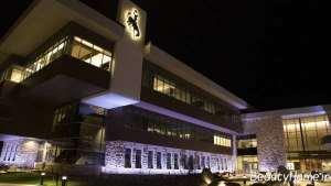 طراحی نورپردازی ساختمان