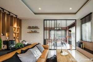 طراحی خانه ویلایی شیک و زیبا