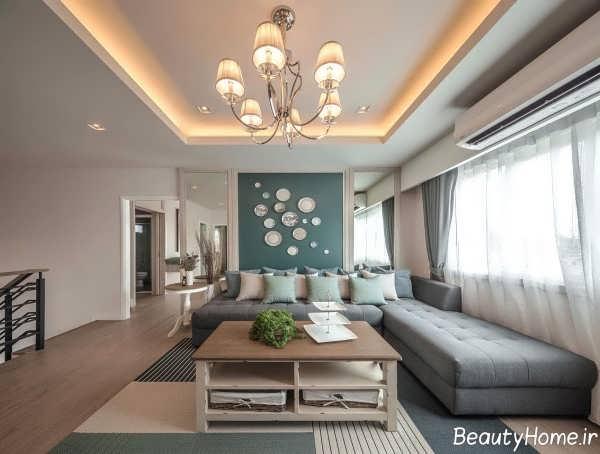طراحی اتاق نشیمن