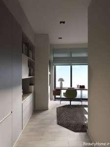 طراحی شیک و زیبا منزل