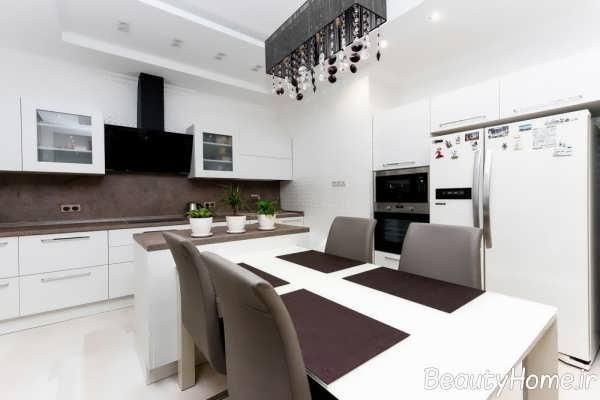 دکوراسیون عالی آشپزخانه