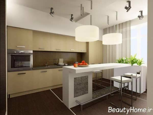 طراحی عالی آشپزخانه