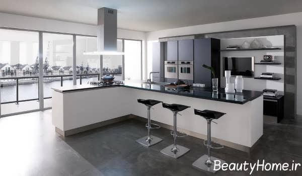 طراحی متفاوت آشپزخانه