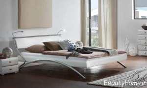 مدل تخت خواب هلالی جدید