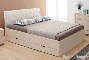 مدل تخت خواب شیک کاناپه ای