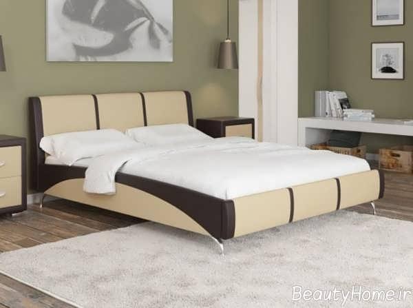 مدل تخت خواب دو نفره شیک و جدید
