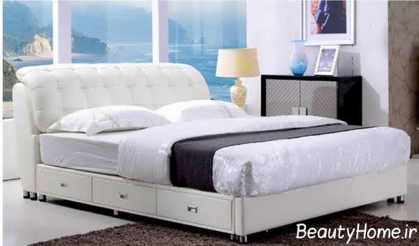طرح کاناپه ای تخت خواب دو نفره