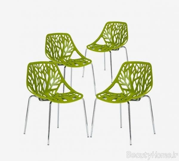مدل صندلی مقرون به صرفه فضای باز