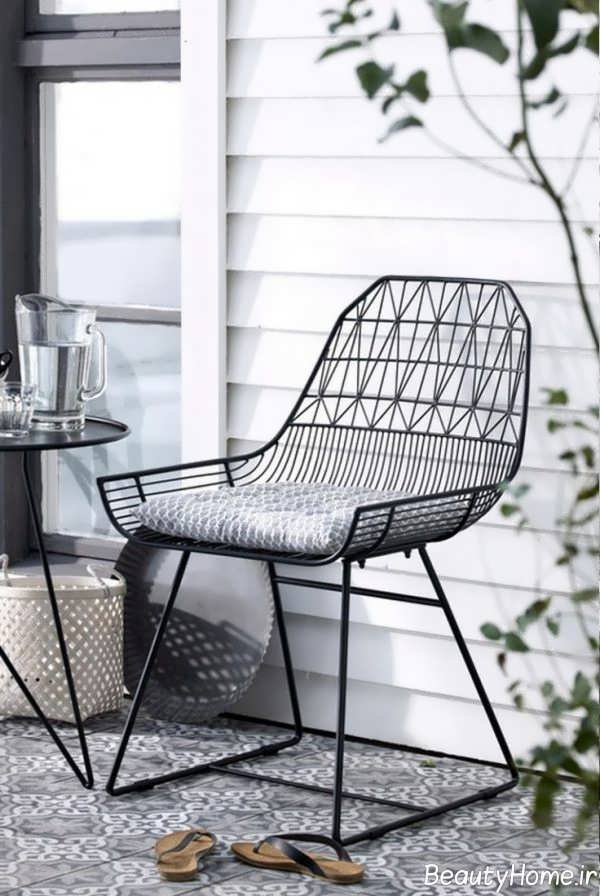 مدل صندلی جدید فضای باز