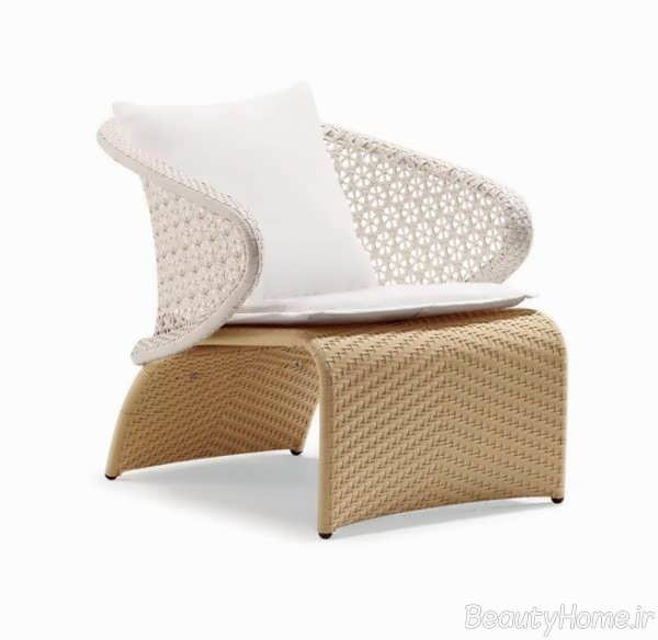 مدل صندلی لاکچری فضای باز