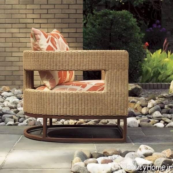مدل صندلی فضای باز شیک