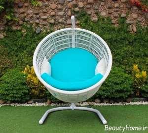 مدل صندلی پایه دار فضای باز