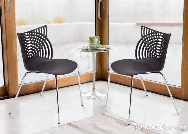 طرح صندلی لاکچری فضای باز