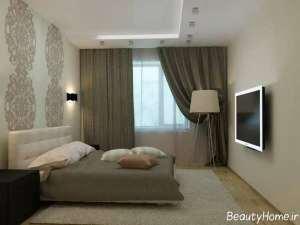 طراحی شیک و کاربردی اتاق خواب