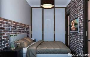 دکوراسیون داخلی زیبا برای اتاق خواب های کوچک