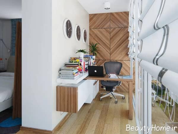 طراحی عالی و جالب محیط اداری