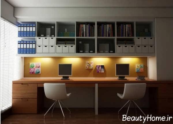 طراحی عالی محیط اداری