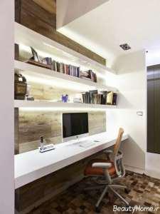 طراحی شیک فضای داخلی محیط ادازی