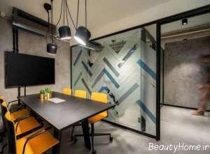 طراحی فضای داخلی محیط اداری