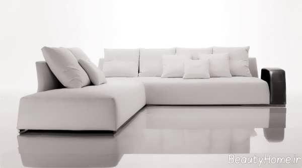 مدل مبل سفید