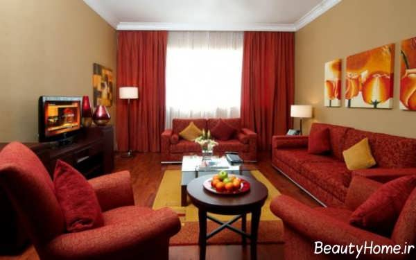 راهنمای انتخاب بهترین رنگ مبل برای اتاق پذیرایی