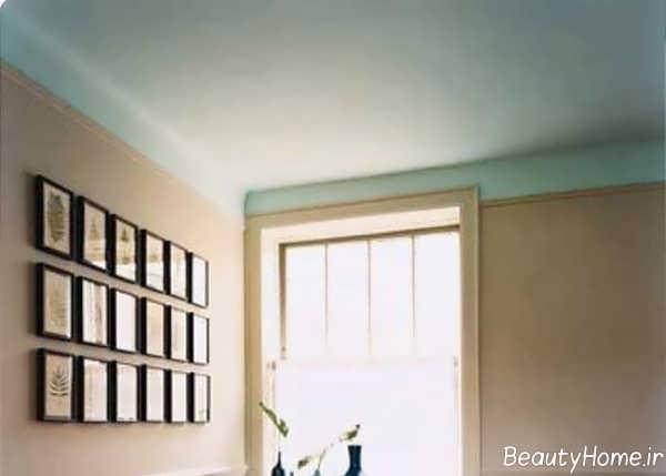 اصول انتخاب رنگ دیوار