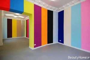 راهنمای انتخاب رنگ مناسب برای دیوارها