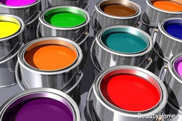 نکاتی برای انتخاب رنگ مناسب برای دیوار