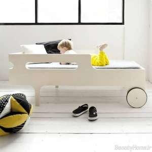 مدل تخت خواب شیک و ساده برای کودک