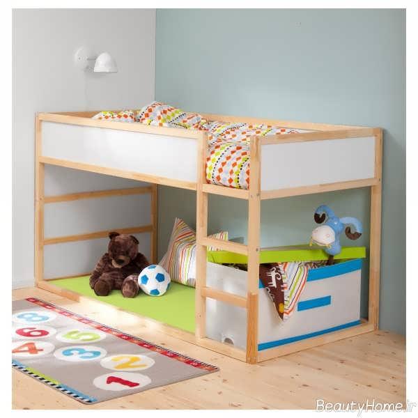 مدل تخت خواب شیک کودک