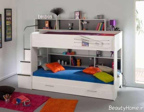 مدل تخت کودک