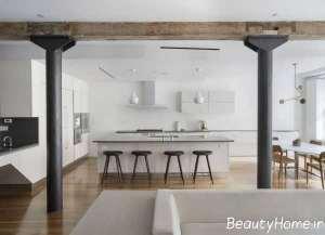 طراحی داخلی زیبا و شیک خانه