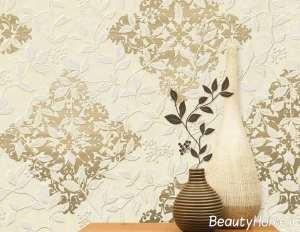 مدل کاغذ دیواری شیک و زیبا برای اتاق پذیرایی