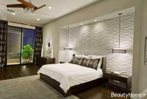 طراحی داخلی اتاق خواب جدید