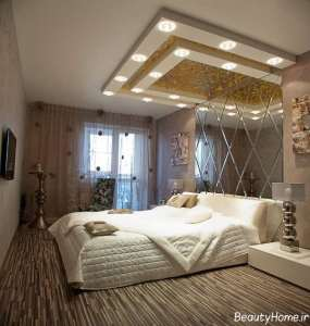 دکوراسیون داخلی اتاق خواب اروپایی