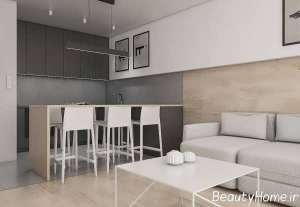 طراحی لاکچری اتاق نشیمن