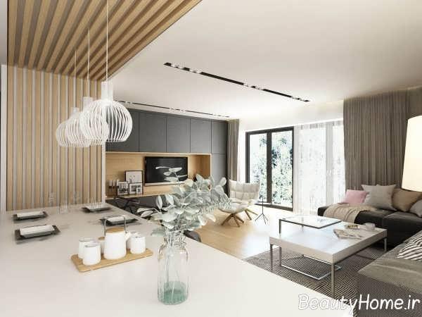 طراحی ایده آل فضای داخلی خانه