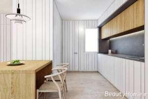 طراحی شیک فضای داخلی خانه