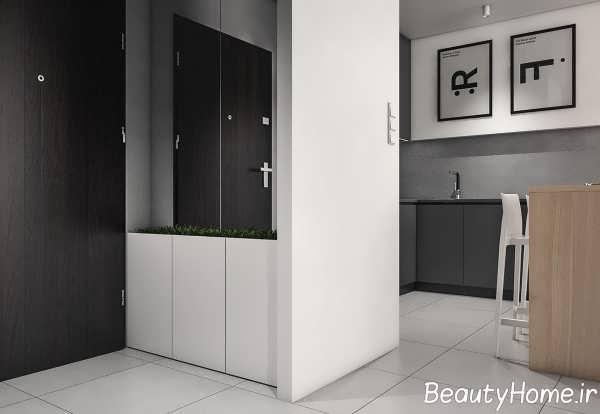 دکوراسیون شیک فضای داخلی خانه