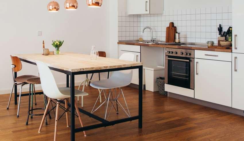 مدل کفپوش آشپزخانه