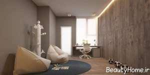 طراحی نور اتاق کودک