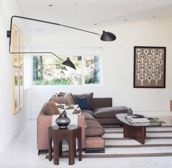 نورپردازی اتاق پذیرایی