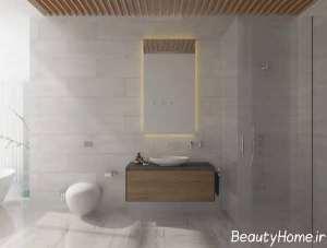 طراحی فضای داخلی حمام