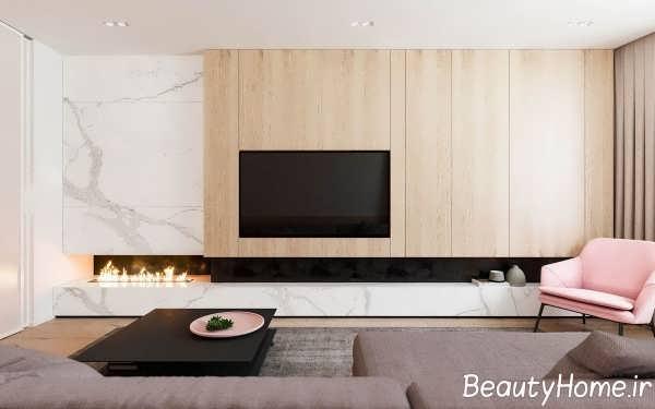 دیزاین خانه مینیمالیستی