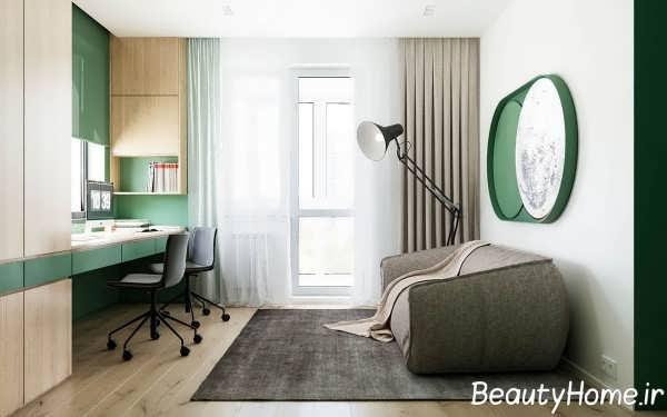 طراحی خانه به سبک مینیمال