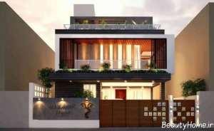 دیزاین نما ساختمان