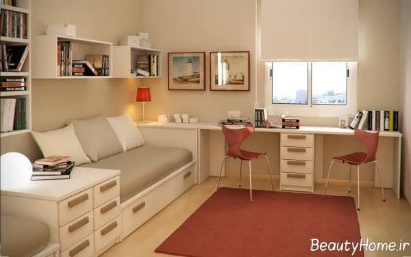 طراحی داخلی زیبا و شیک اتاق خواب