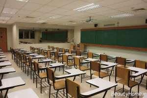 طراحی داخلی کلاس درس